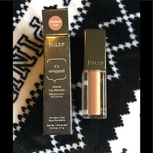 NWT Julep it's Whipped Matte Lip Mousse Nude